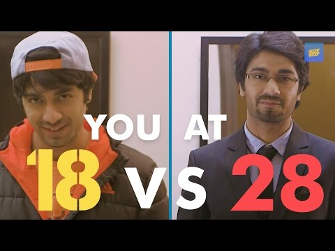 Xxx Mp4 ScoopWhoop You At 18 Vs You At 28 3gp Sex