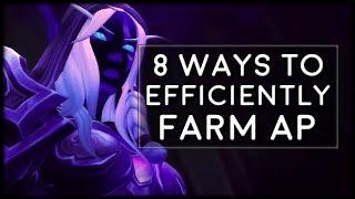 8 Most Efficient Ways To Farm Artifact Power | World of Warcraft Legion