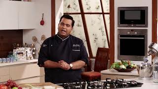 Hi Tea | Vanilla Cupcakes with Nutella Frosting | Chef Ajay Chopra