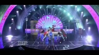 110527 Boyfriend - Boyfriend [Debut Stage] (LIVE) *HD*