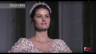 RALPH & RUSSO Haute Couture show Spring Summer 2016 by Fashion Channel