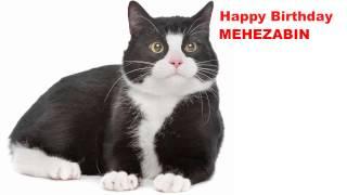 Mehezabin  Cats Gatos - Happy Birthday