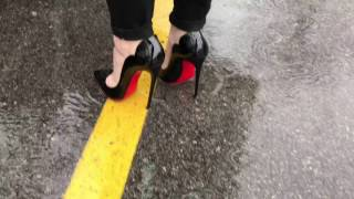 Louboutin Hot Chick In Motion