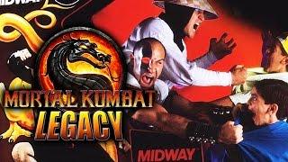 SO REAL IT HURTS - Mortal Kombat 1992 (MK Legacy Part 1)