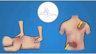 Como fazer massagem para dor nas costas
