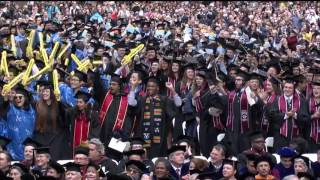 Yale University Commencement 2017