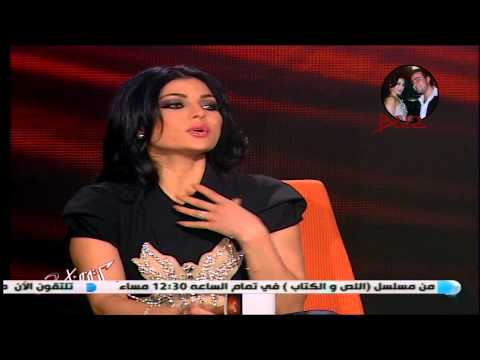 2x2 interview with Haifa Wehbe in HD-هيفاء وهبي مقابلة ٢x ٢