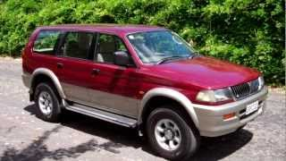 1999 Mitsubishi Challenger 4WD $1 RESERVE!!! $Cash4Cars$Cash4Cars$ **  SOLD  **