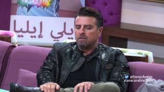 تقييم هادي شرارة لمحمد شاهين في البرايم 14 ستار اكاديمي 10 - Hady Sharara Mohammad Chahine