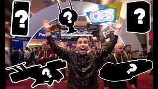 CES 2019: The COOLEST Tech I Saw
