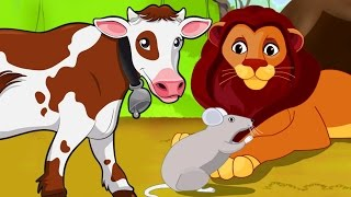 Animated Movies In Telugu For Kids | Best Moral Stories For Children | Kids Animated Movies