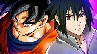 Goku VS. Sasuke | Torneio de Titãs Part. Yuri Black