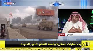 هاني مسهور: عملية تحرير الحديدة هي عملية إنقاذ للشعب اليمني
