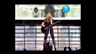 Madonna...Miles Away (live)