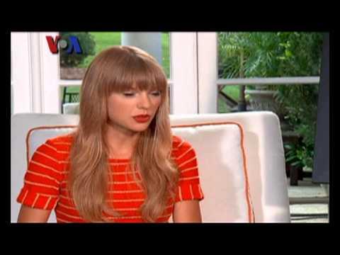 Taylor Swift dan Lian Gogali- VOA Pop News