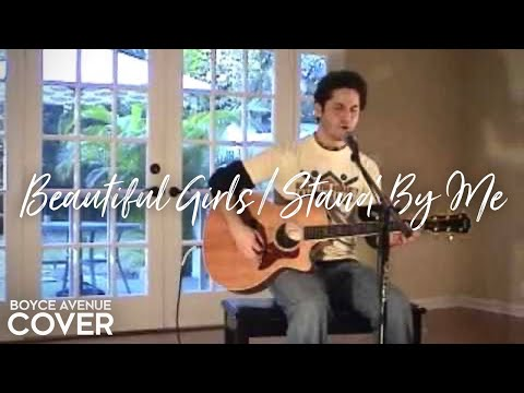 Sean Kingston - Beautiful Girls / Stand By Me (Boyce Avenue acoustic cover) on Apple & Spotify