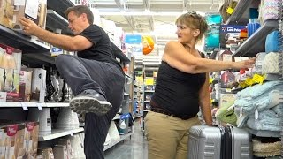 POOTER PRANK! - People of Walmart - Farting in Public