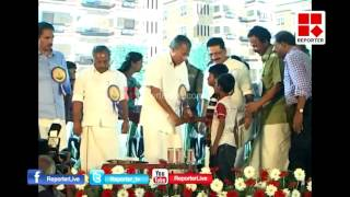 Kerala CM extends his helping hands towards a 4th grade child considering his letter│Reporter Live