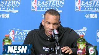 Avery Bradley  Post-Game 5 Press Conference