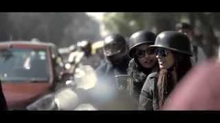 Palli Vaallu dj Savyo Remix Video by Dark frame creations