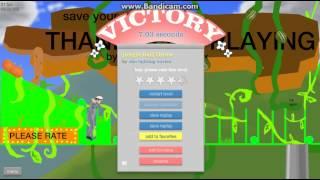 Happy Wheels - Part 4 - Slender Man GETTING ARRESTED?!?