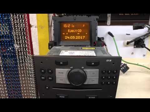 Xxx Mp4 VAUXHALL ZAFIRA B 05 11 RADIO CD PLAYER VDU 13263049 13275085 0260 3gp Sex