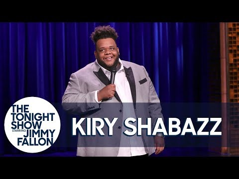 Kiry Shabazz Stand Up