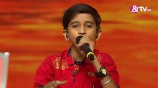 Vishwaprasad, Shreyas and Tejas - The Battles - Episode 13-September 03, 2016-The Voice India Kids