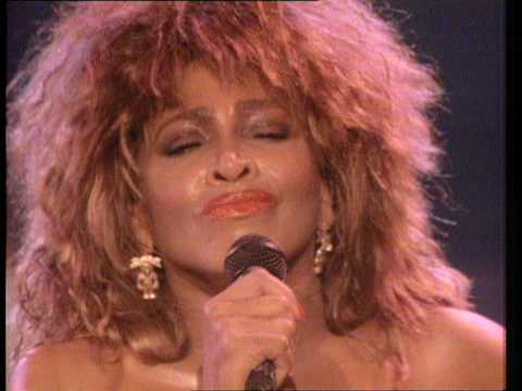 Tina Turner What s Love Got To Do With It Live