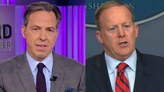 Tapper to Spicer: Visit the Holocaust Museum