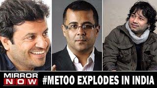 Vikas Bahl, Chetan Bhagat, Kailash Kher & Model Zulfi named in sexual harassment cases
