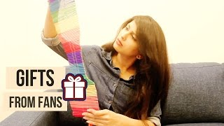 Rucha Hasabnis Receives Gifts from Fans