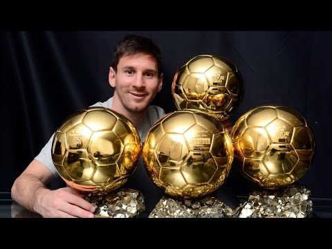 Top 10 Ballon d'Or Winners