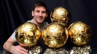 Top 10 Ballon d'Or Winners