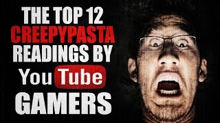12 TERRIFYING CREEPYPASTA SCARY STORIES READ BY FAMOUS YOUTUBERS GAMERS Markiplier JackSepticEye