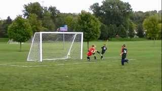 U8 Fall League 9/29/12 (GREEN) Part 2