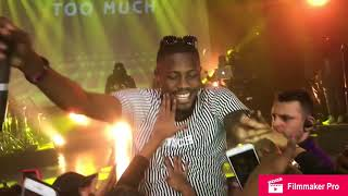Ycee Ft Maleek Berry - Juice Live @ KoKo London 1/2/18