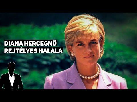 Diana hercegnő rejtélyes halála