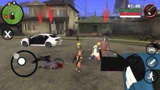 GTA San Andreas Android [MOD] Gameplay