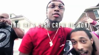 "TNO Tay & Cash Crew Big Vont ""Turn Arounds"""