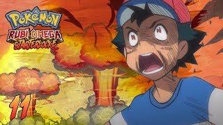 Pokémon RO StarterLocke Ep.11 - Y SIN CURAR A MIS POKÉMON PASA ESTO...