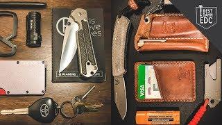 6 High Quality Everyday Carry Setups | EDC Weekly