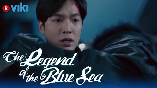 [Eng Sub] The Legend Of The Blue Sea - EP 18   Jun Ji Hyun Took a Bullet for Lee Min Ho
