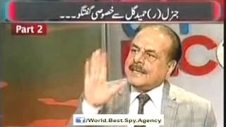 Najam Sethi is Traitor part 2