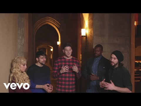 [Official Video] Silent Night (Live) - Pentatonix