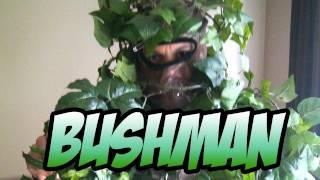 BushMan Prank...CentralPark