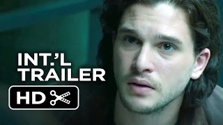 MI-5 Official International Trailer #1 (2015) - Kit Harington Movie HD