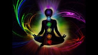 Guided Chakra Healing Meditation with Affirmations - 432 Hz
