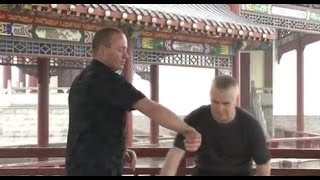 Qin Emperor's Combat Method fight stopper by Sifu Steven Burton