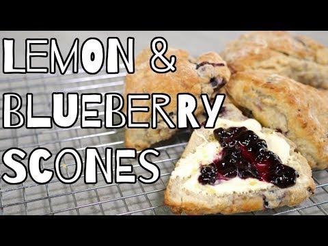 Xxx Mp4 Lemon Blueberry Scones Recipe My Virgin Kitchen 3gp Sex